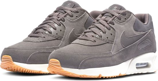Nike Air Max 90 Leather Sportschoenen Maat 42.5 Mannen