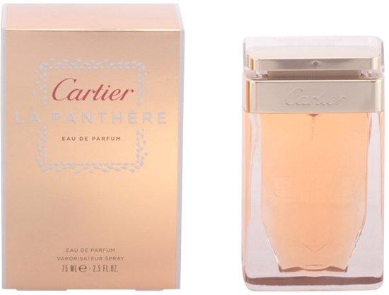 MULTI BUNDEL 2 stuks LA PANTHERE eau de parfum spray 75 ml