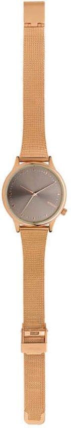 Komono Estelle Royale Rose-Gold Horloge
