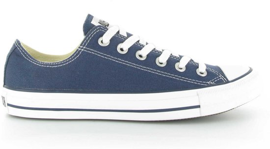 16a96232444 Converse Chuck Taylor All Star Sneakers Laag Unisex - Navy - Maat 46