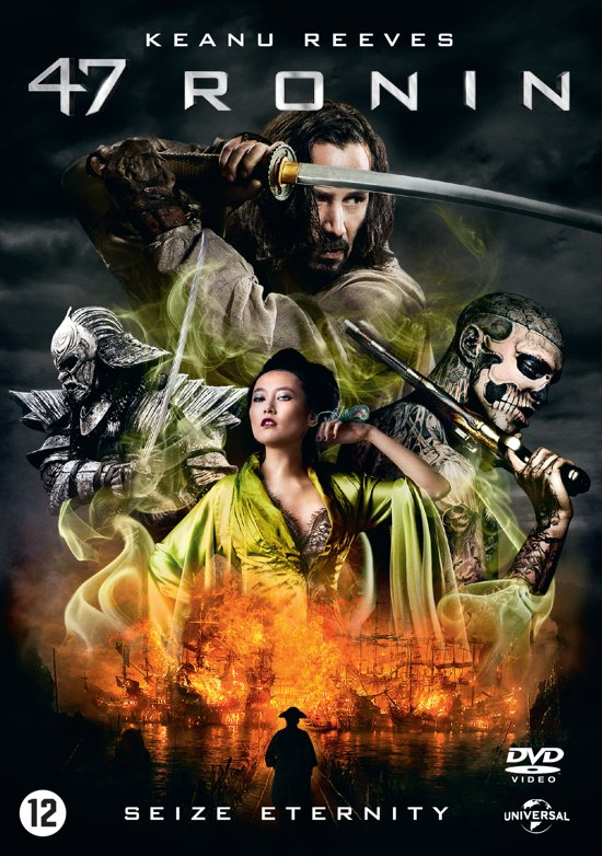 Cover van de film '47 Ronin'