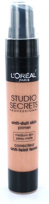 L'Oréal Paris Concealer L'Oréal Paris Studio Secrets Anti-Dull Skin Primer - Medium Skin