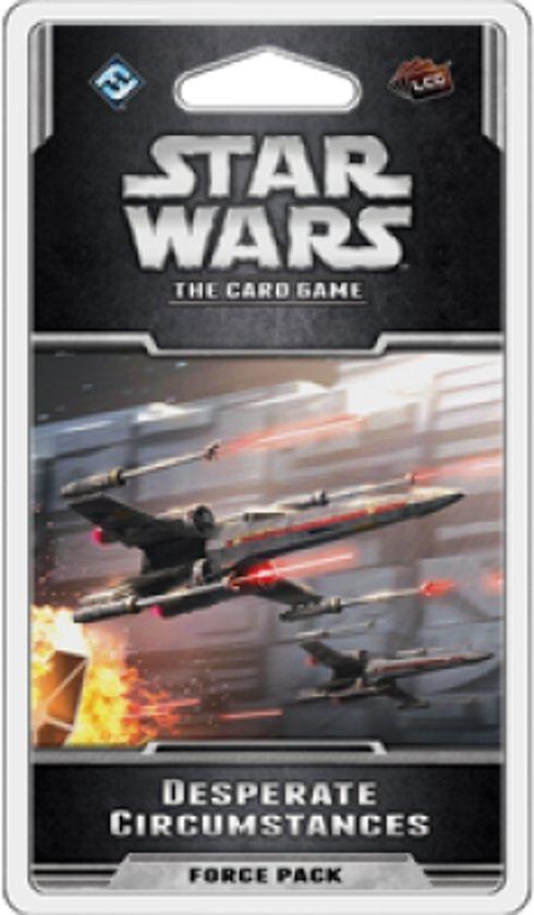 Afbeelding van het spel Star Wars The Card Game - Desperate Circumstances