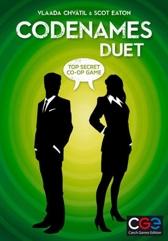 Asmodee Codenames Duet - EN