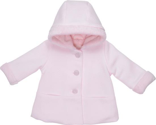 Gymp Babykleding.Bol Com Gymp Baby Jas Light Pink Maat 80