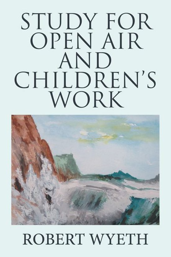 Study for Open Air and Children's Work