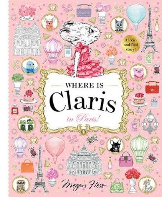 Afbeelding van Where is Claris in Paris
