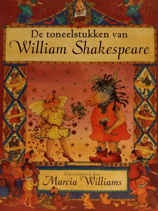 Bolcom De Toneelstukken Van William Shakespeare M