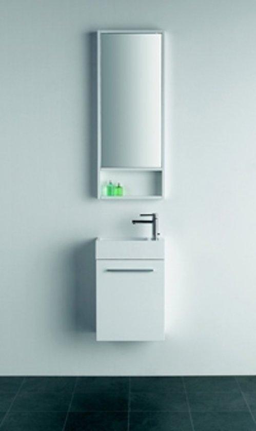 Verrassend bol.com | Plieger Slim toiletmeubel met spiegel 40cm wit 0957170 SL-94