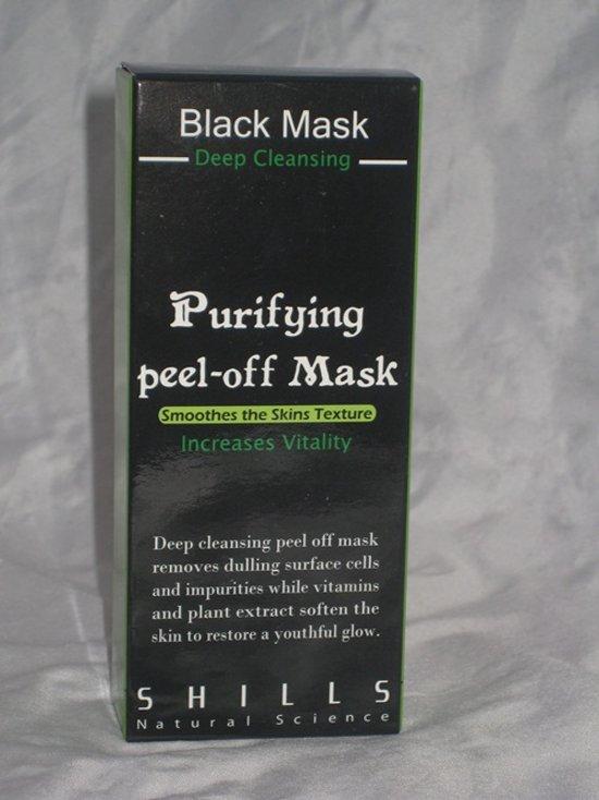 dr shills peel off mask