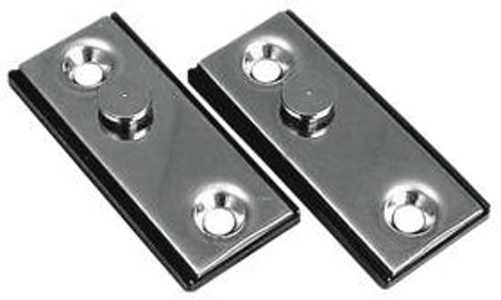 Lalizas Fixing plate for ladder, Inox
