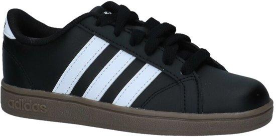 9f3feaf37ae bol.com | adidas Baseline K Zwarte Sneakers