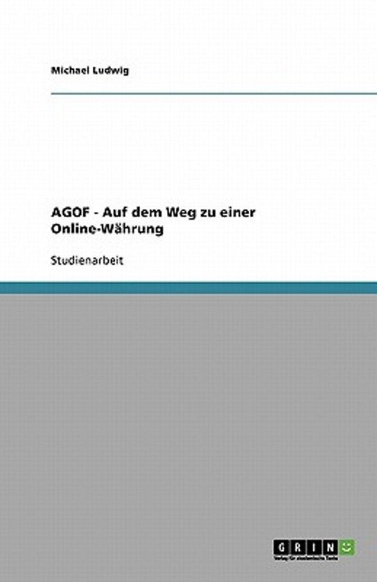 Agof - Auf Dem Weg Zu Einer Online-Wahrung