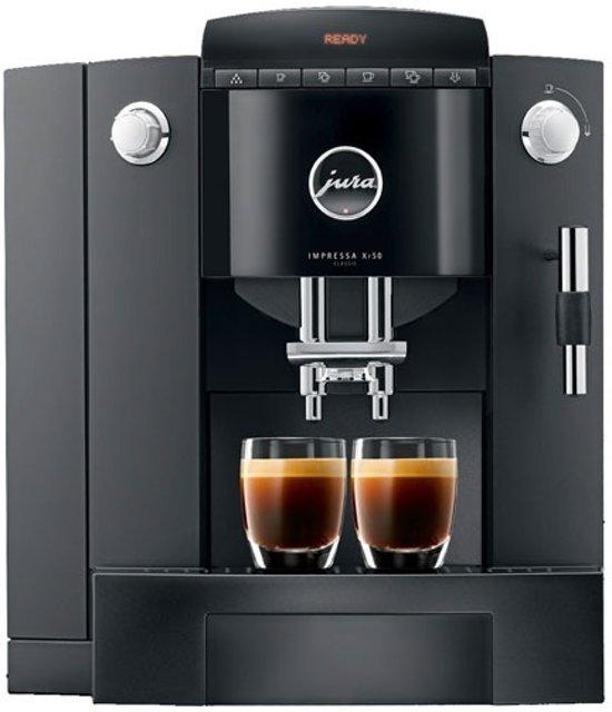 jura impressa xf50 classic volautomaat espressomachine. Black Bedroom Furniture Sets. Home Design Ideas