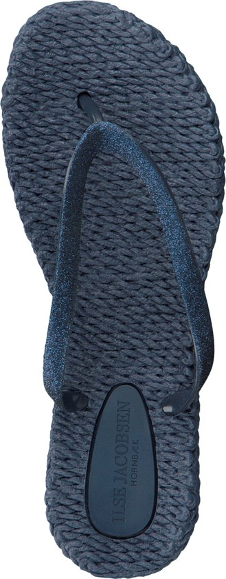Ilse Jacobsen Dames Teenslippers Cheer - Blauw