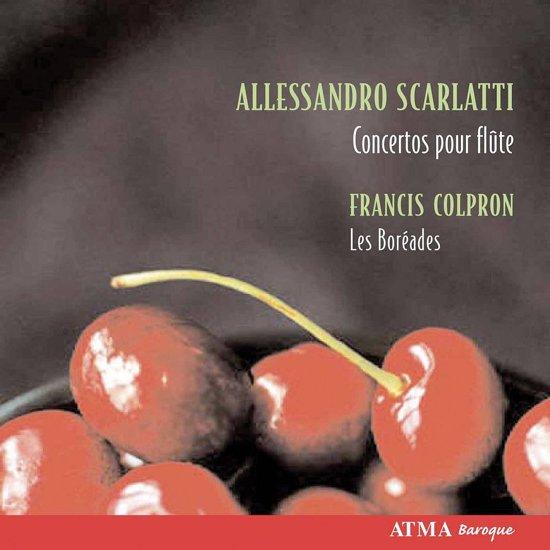 Alessandro Scarlatti: Works For Flute