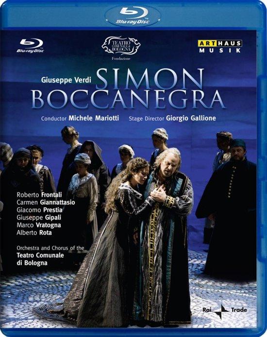 Giuseppe Verdi - Simon Boccanegra (Bologna, 2007)