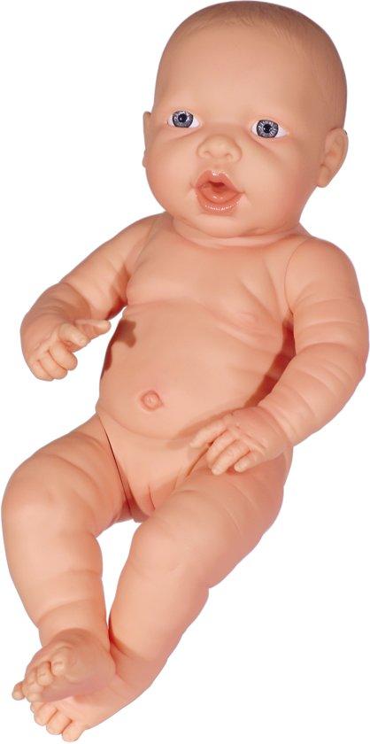 Bayer Babypop Newborn Licht - Meisje - 42 cm
