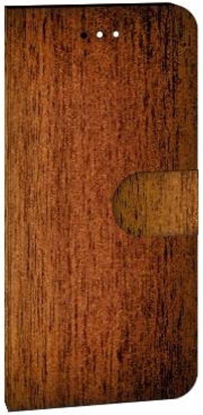 Apple iPhone 7 Plus Uniek Design Hoesje Wood in Roclenge-sur-Geer