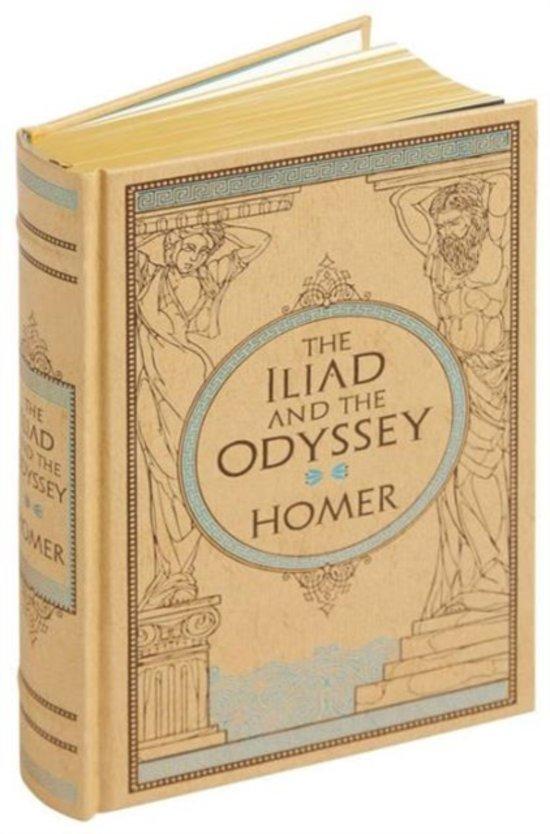 The Iliad & The Odyssey (Barnes & Noble Collectible Classics