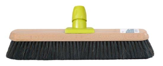 Linea wood zaalveger haar mix 40cm