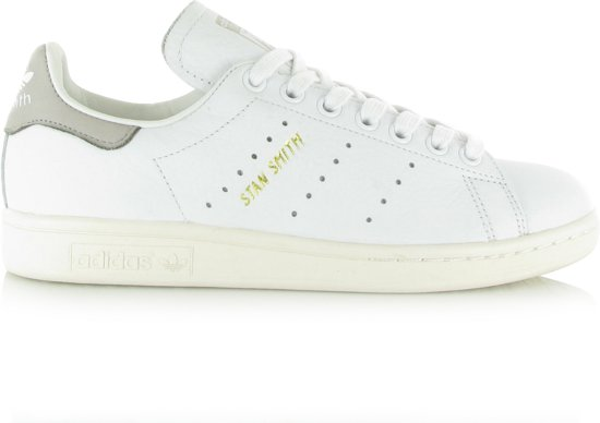 d1de0398476 bol.com | Adidas - Sneakers - Stan Smith - Wit/Grijs - Maat 36