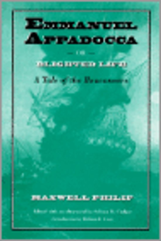 Emmanuel Appadocca or, Blighted Life