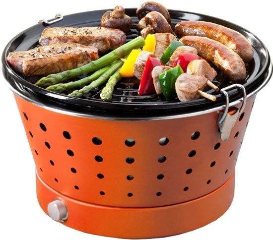 Grillerette Basic indoor Barbecue - Oranje