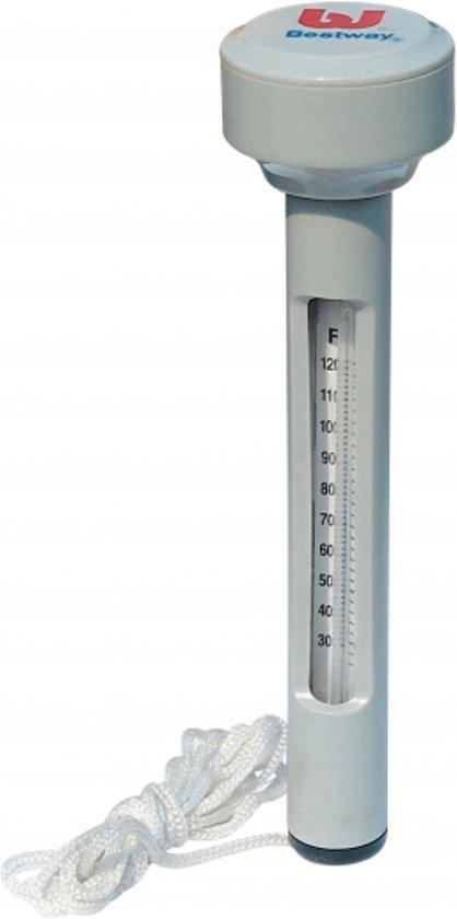 Drijvende zwembad thermometer