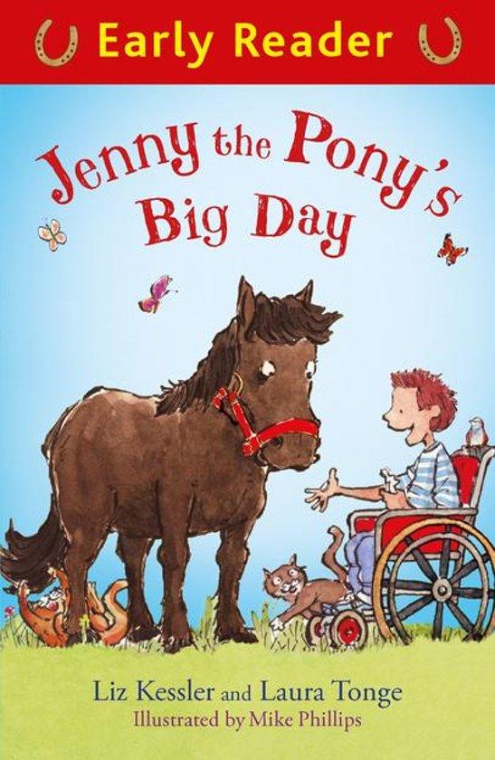 Jenny the Pony's Big Day