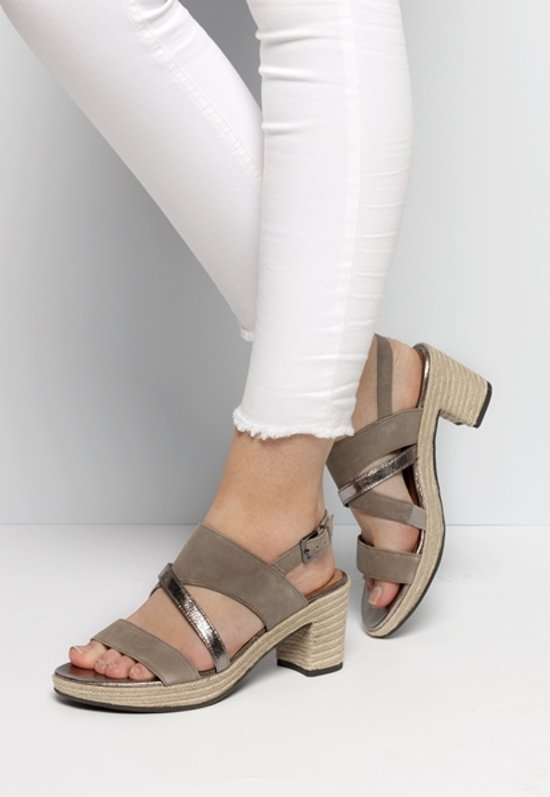 Tamaris Sandales Taupe zY3oHy7V