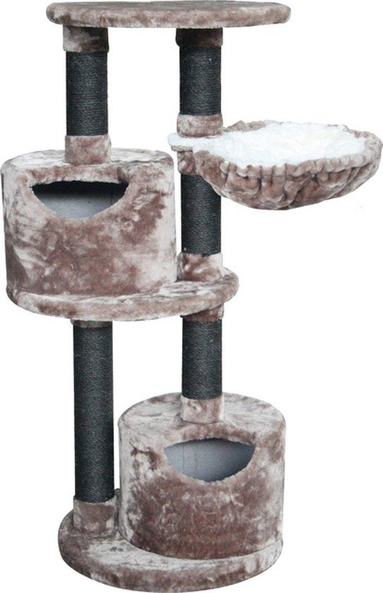 Krabpaal Dinara XXl cappucino/zwart 117cm