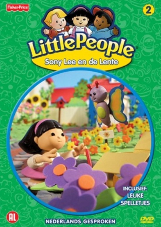 Little People - Sonya Lee En De Lente