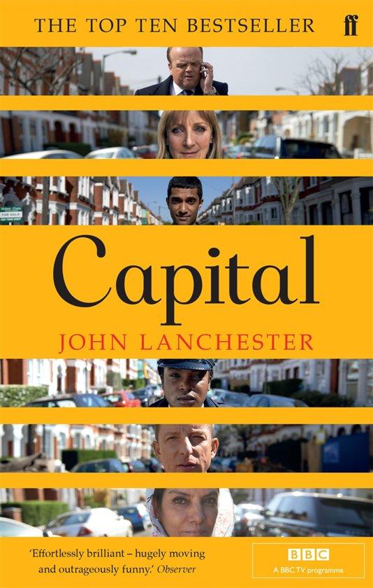 Boek cover Capital van John Lanchester (Onbekend)