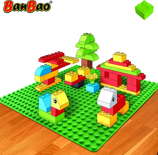 BanBao Young Ones Basisplaat - 6547