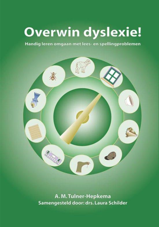 Overwin dyslexie CD rom met werkbladen