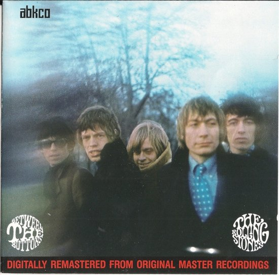 Between The Buttons - ABKCO  844 468-2 Remastered