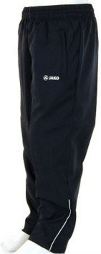 Jako Woven Pant Player Junior - Trainingsbroek - Kinderen - Maat 128 - Dark Navy