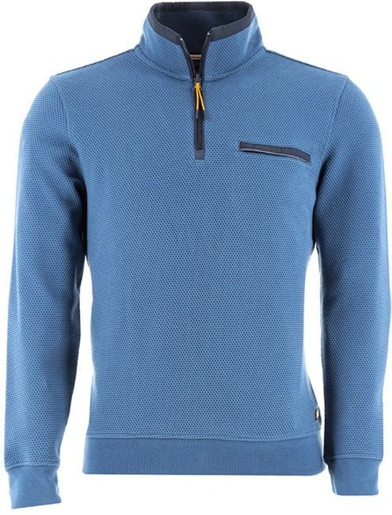 Chris Caine pullover blauw, maat XL