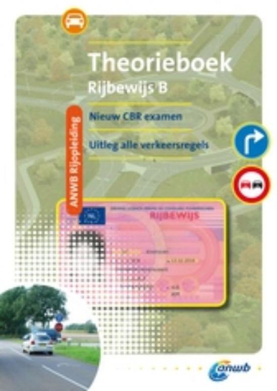 Theorieboek Rijbewijs B