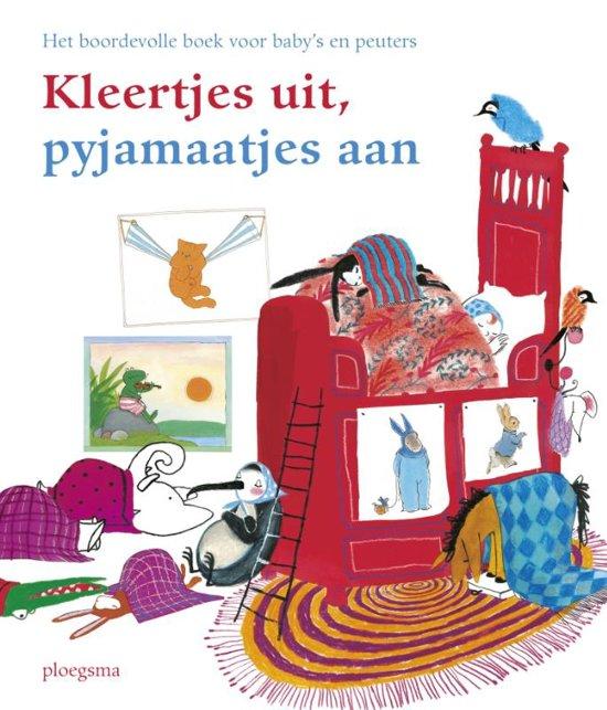 Boek cover Kleertjes uit, pyjamaatjes aan van Diverse auteurs (Hardcover)