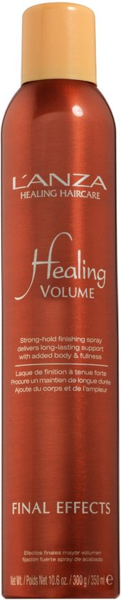 Lanza Healing Volume Final Effects 350ml
