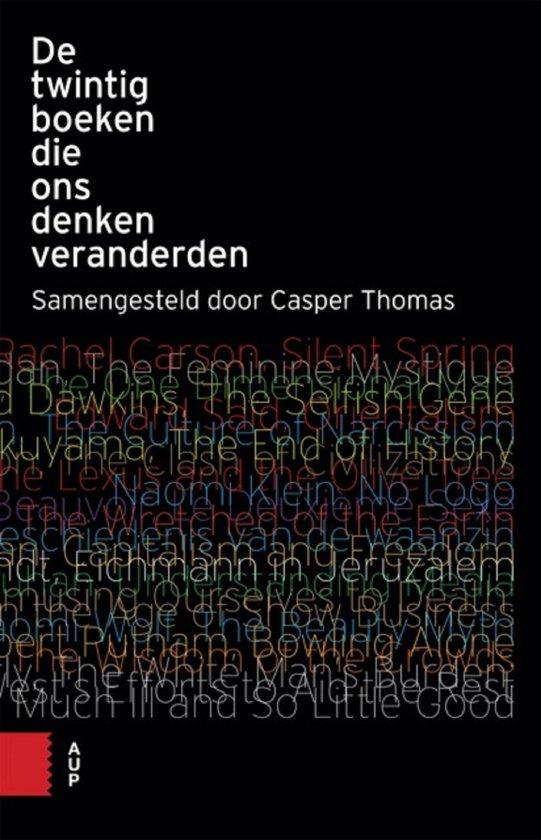 De twintig boeken die ons denken veranderden