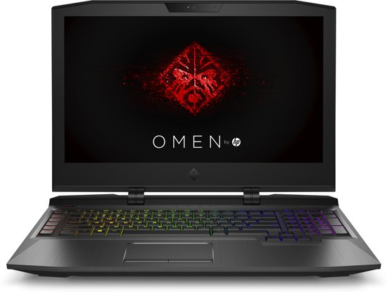 OMEN X by HP 17-ap030nd - Gaming Laptop - 17 Inch