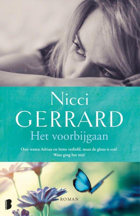 Boek cover Het voorbijgaan van Nicci Gerrard (Paperback)