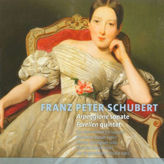 Arpegionne Sonate, Forellen Quintet