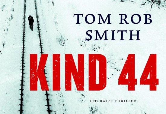 Boekomslag van 'Kind 44 - dwarsligger (compact formaat)'