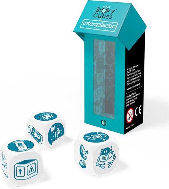 Afbeelding van het spel Rory's Story Cubes - mix Intergalactic