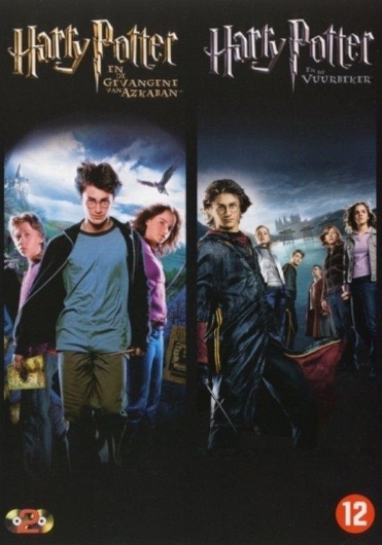 Afbeelding van Harry Potter en de Gevangene van Azkaban + Harry Potter en de Vuurbeker