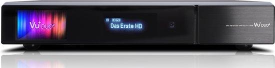 VU+ DUO2 met 2x DVB-S2 Dual tuner